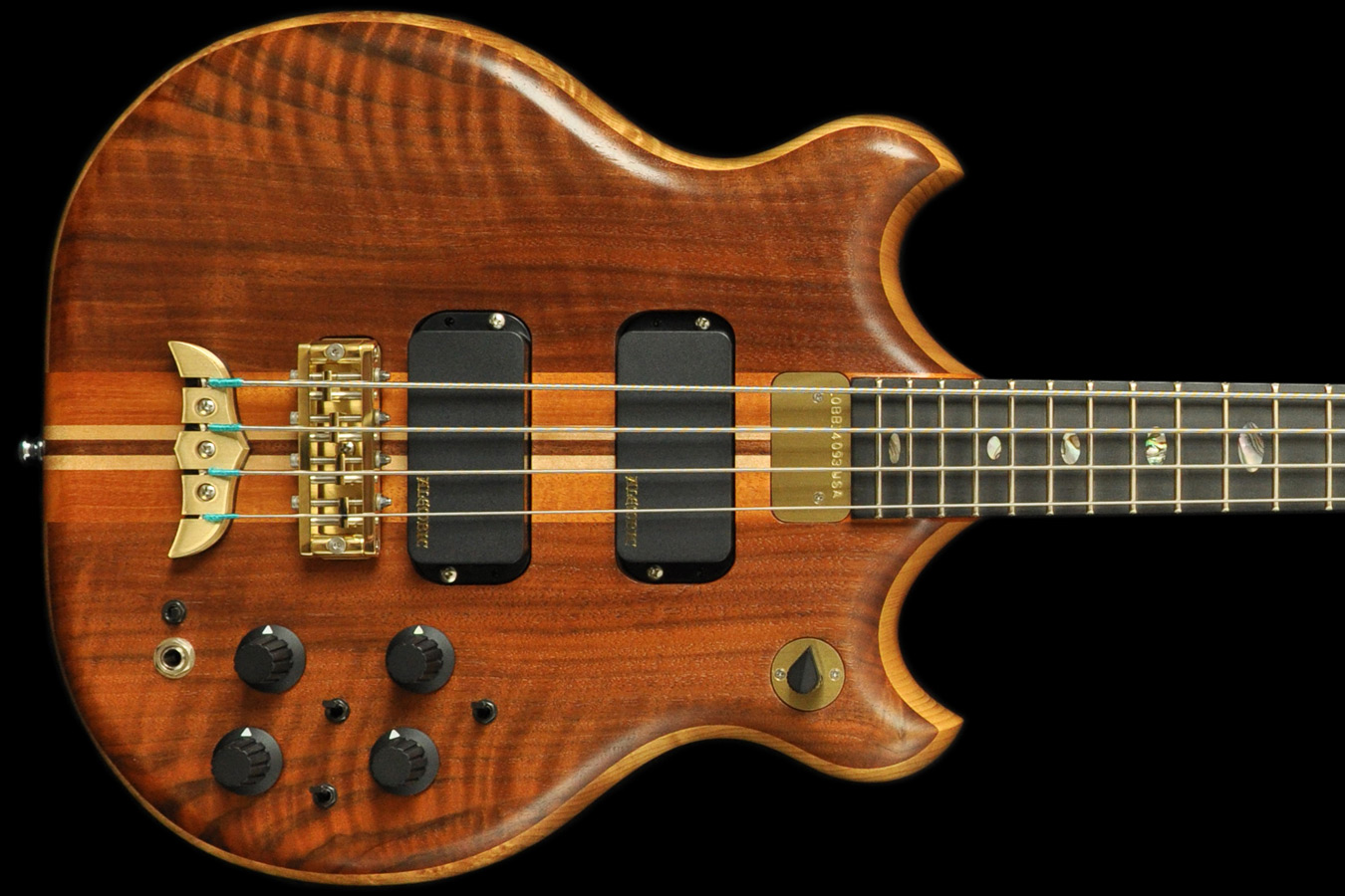 alembic brown bass archive high end bass guitars amps bass strings. Black Bedroom Furniture Sets. Home Design Ideas