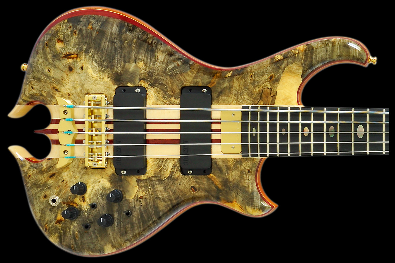alembic mark king 5 archive high end bass guitars amps bass strings. Black Bedroom Furniture Sets. Home Design Ideas
