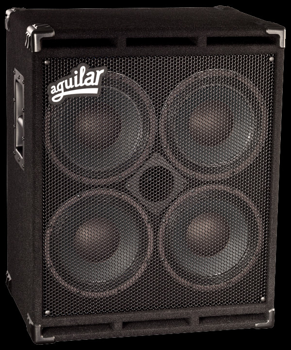 Aguilar GS 410 Bass Cabinet , High End Bass Guitars, Amps & Bass ...