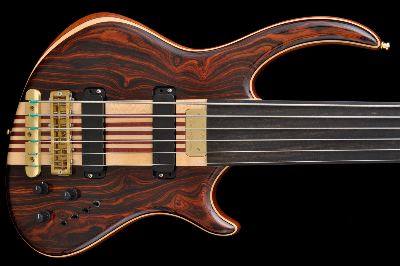 Alembic Rogue 6 **Archive** , High End Bass Guitars, Amps & Bass Strings