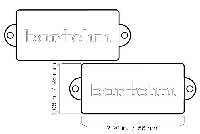 bartolini p bass 4 string high end bass guitars amps bass strings. Black Bedroom Furniture Sets. Home Design Ideas