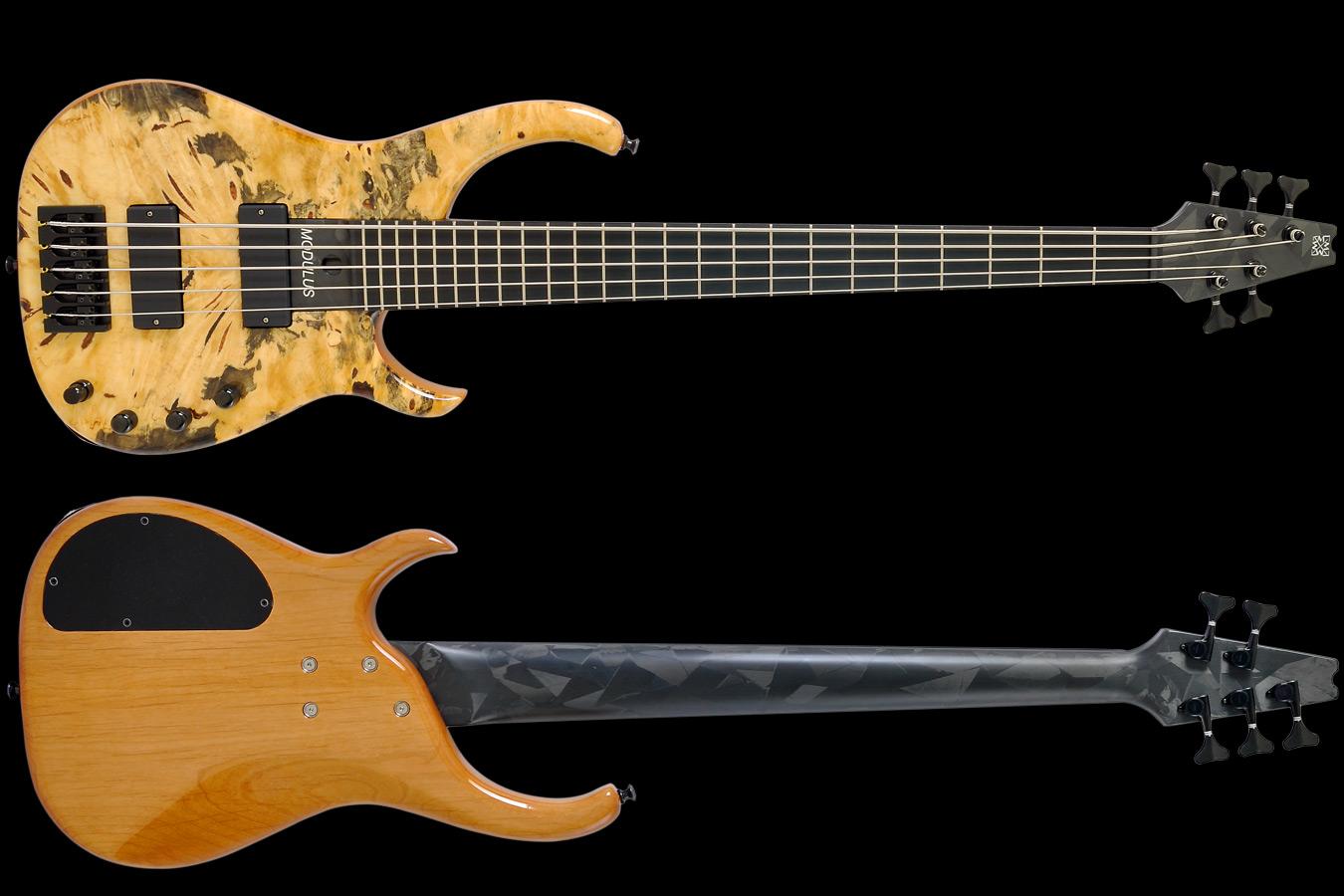 modulus bass quantum 5 buckeye high end bass guitars. Black Bedroom Furniture Sets. Home Design Ideas