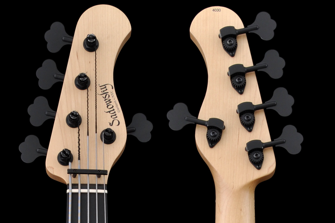 sadowsky nyc5 archive high end bass guitars amps bass strings. Black Bedroom Furniture Sets. Home Design Ideas