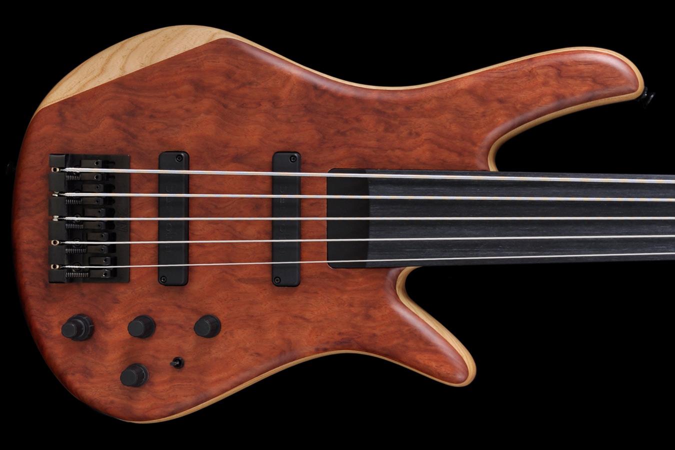Zon Bass Sonus 519 Bubinga 34 Quot Scale Bass Guitar