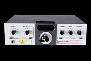 Piccolo 999 Bass Amplifier by Epifani Icon